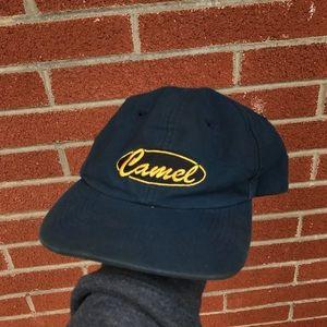 Vintage camel Dad hat